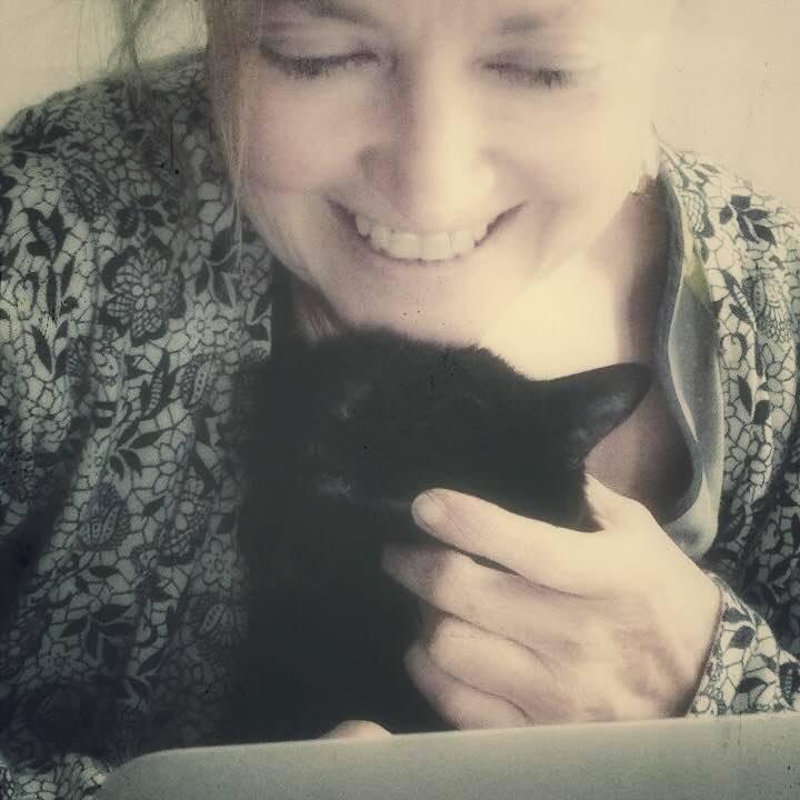 Balkis, ma chatte adorée, ma sorcière bien-aimée pour la vie